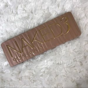 Urban Decay Other - NWOB Urban Decay Naked 3 Palette