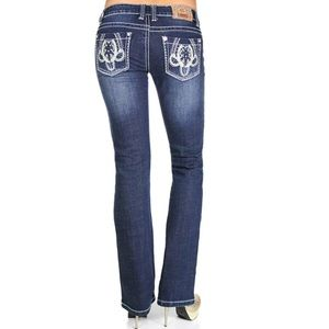 Shyanne Denim - New Shyanne Horseshoe Shy Fit Boot Cut Jeans 30