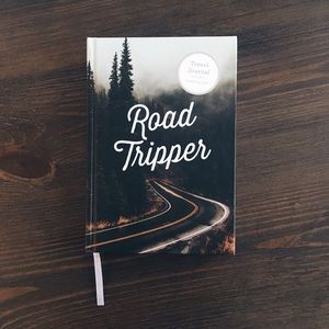 Other - {boutique} hardcover travel journal