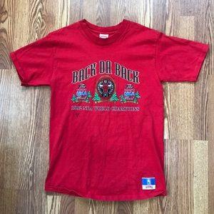 d39d9b9d7d8 nutmeg Shirts - Vtg Chicago bulls 1991 1992 championships Shirt