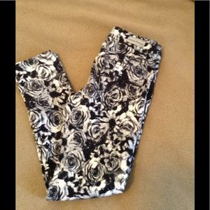 Justice Bottoms - Justice premium jeans with floral print