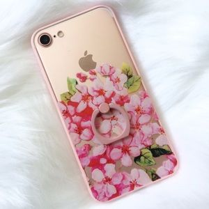 Accessories - Floral iPhone 7 case