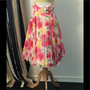 American Princess Other - NWT American Princess Floral Toddler Dress