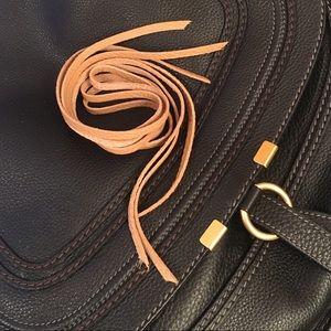 Rebecca Minkoff Handbags - New Rebecca Minkoff Tan Leather Tassels