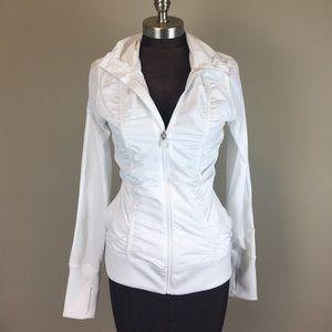 Fila Jackets & Blazers - Fila Sport | White Active Jacket