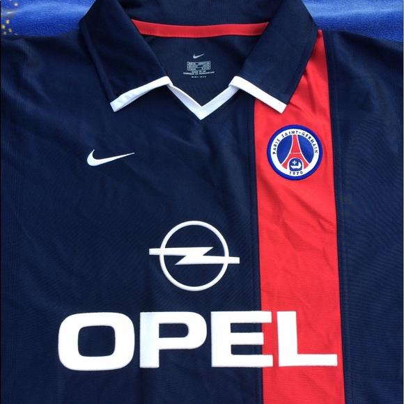 best sneakers 7c2bb 81c3b PSG (Paris Saint-Germain) soccer jersey