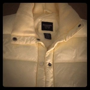 Jackets & Blazers - Abercrombie and Fitch vest