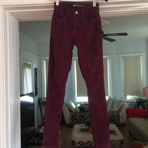 Levi's Pants - Levi's hi rise skinny corduroys