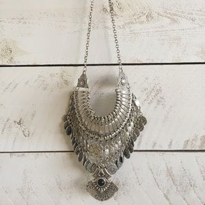 Child of Wild Jewelry - Child of Wild Turkish silver coin necklace