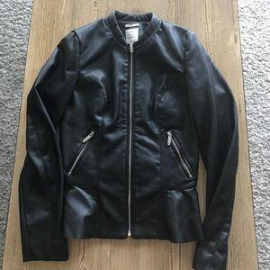 Zara Terez Jackets & Blazers - Zara - Faux leather jacket size xs