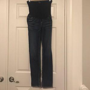Size M Motherhood Maternity jeans