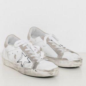 Golden Goose Shoes - NIB Golden Goose Superstar Sneakers 39 $495