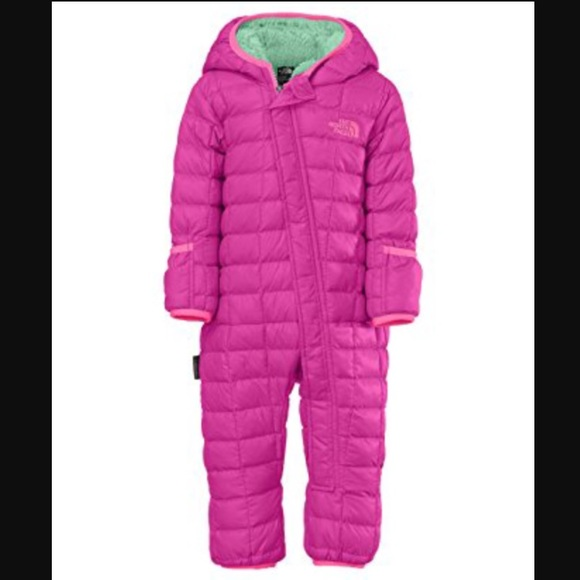 35b55017c North Face Infant Thermoball Bunting Snowsuit! NWT