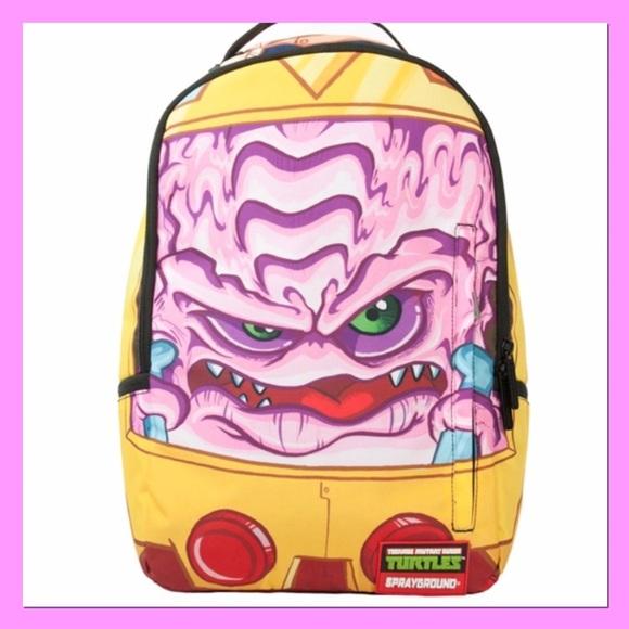 e38c74d9548 sprayground Bags | Teenage Mutant Ninja Turtle Backpack | Poshmark