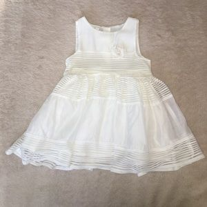 H&M Other - 12-18M White H&M Dress