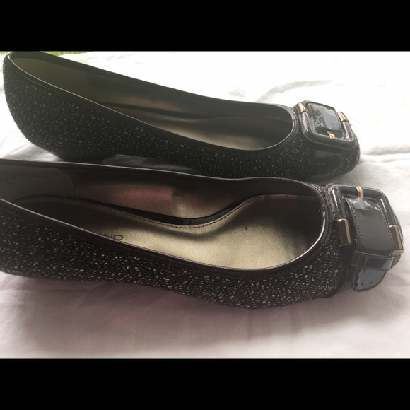3938f4deaa4c Bandolino Shoes - Bandolino Jollyjo Tweed Flats Brown size 8 M