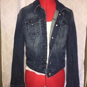 elle Jackets & Blazers - Jean Jacket👖
