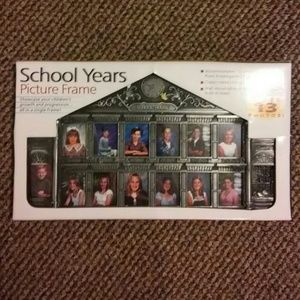 Other - COOL KIDS SCHOOL FRAME