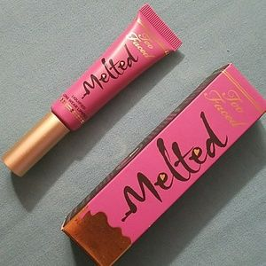 Too Faced Other - TOO FACED MELTED FIG LONG WEAR LIPSTICK