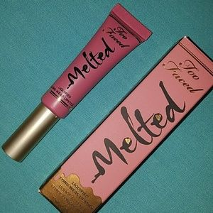 Too Faced Other - TOO FACED MELTED LONG WEAR LIPSTICK