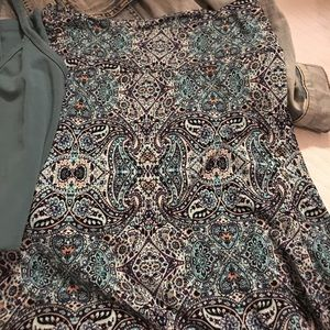 Artisan Ny Dresses & Skirts - Maxi skirt with elastic waistband