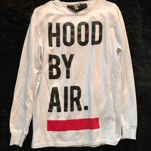 Hood by Air Other - Hood By Air (HBA) Classic Logo Long- Crewneck