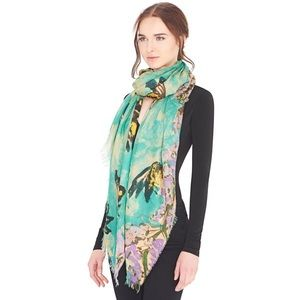 BRAND NEW Alice+Olivia Bee Party Lola Scarf