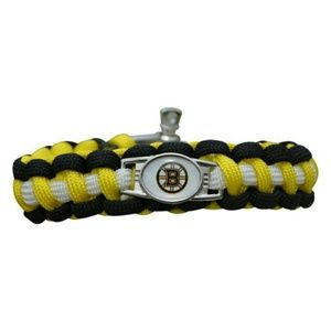 Jewelry - Boston Bruins Paracord Bracelet