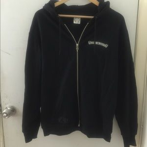 Chrome Hearts Other - Auth light weight chrome hearts hoodie