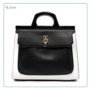 Handbags - NEW Acrylic Top Handle Box Satchel