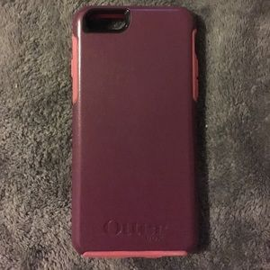 OtterBox Accessories - iPhone 6 purple/pink Otterbox phone case