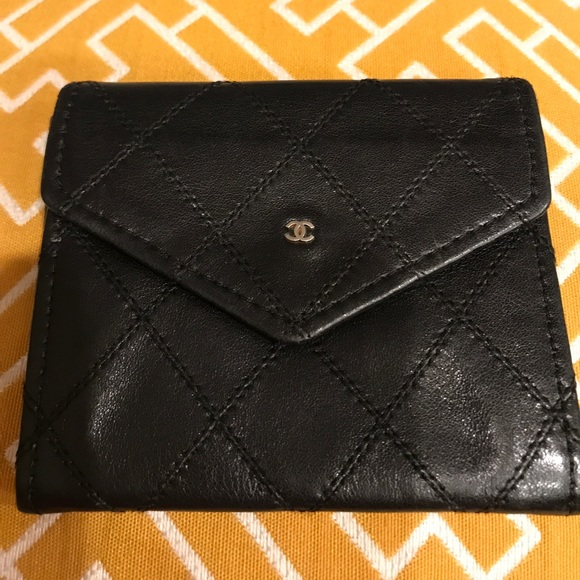 b9af662d420990 CHANEL Accessories | 100 Authentic Card Case | Poshmark