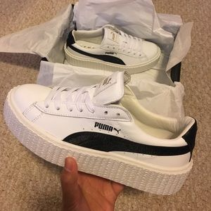 Brand new Puma Fenty Creepe by Rihanna