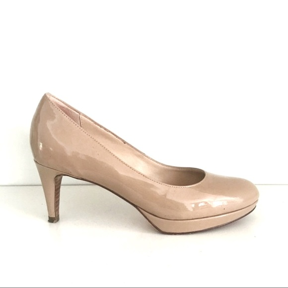 the latest 1f1ad 0426e Cole Haan Other - Cole Haan Nike Air nude pumps