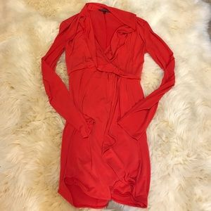 Victoria's Secret Dresses & Skirts - Victoria's Secret Vintage Red/Orange Dress