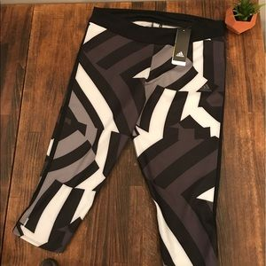 adidas Pants - Adidas climate control running capris