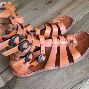 Kickers Shoes - Gladiator sandals