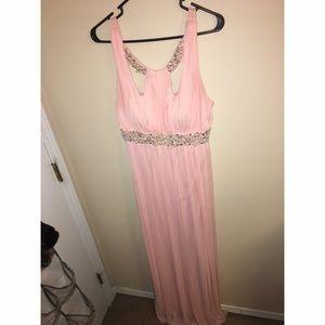 City Studio Dresses & Skirts - Light pink prom dress with jewel detailing