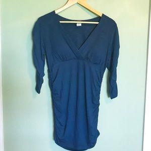 Elbon Boutique Accessories - Cute blue shirt !!