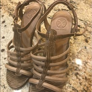 Tory Burch Shoes - Charlene gladiator Tory burch