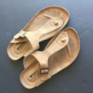 Arizona Jean Company Shoes - ARIZONA JEAN CO. SANDALS