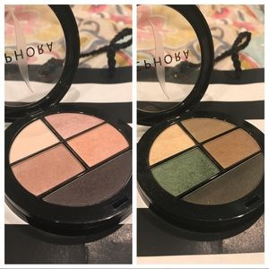 Sephora Eyeshadow Compacts