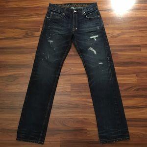 Billionaire Boys Club Other - Billionaire Boys Club Distressed Jeans - 34x32