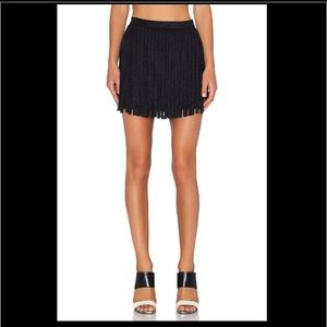 BB Dakota Dresses & Skirts - BNWT Bb Dakota black Barton skirt