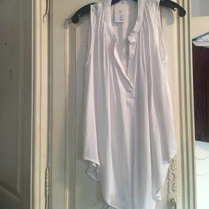 Pretty NWT white blouse