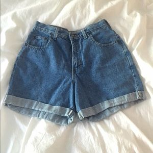 Denim - Like new! Vintage 90s Jeans by Express Shorts