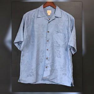 Jos A. Bank Other - Jos. A. Bank L Damask Hawaiian Shirt