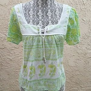 Free People Tops - Free people blouse, like new!