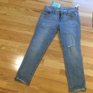 Women old navy boyfriend Jeans size 2