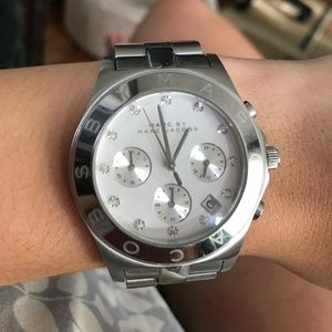 Marc By Marc Jacobs Accessories - Marc jacobs stainless steel watch